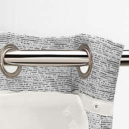Sharper Image® Room-Darkening Snap-In Liner in White