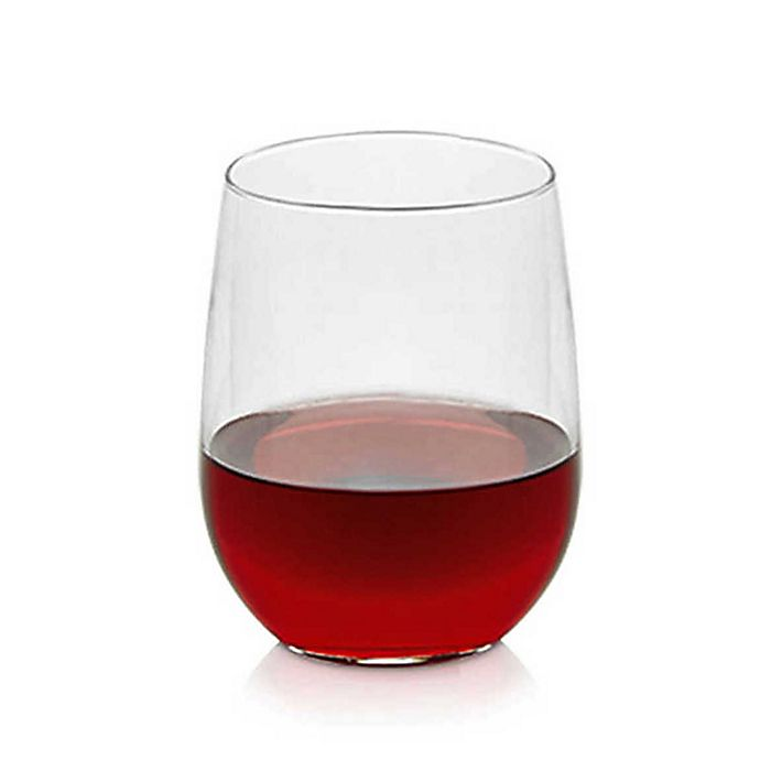 Alternate image 1 for Dailyware™ 17 oz. All Purpose Stemless Wine Glasses (Set of 12)