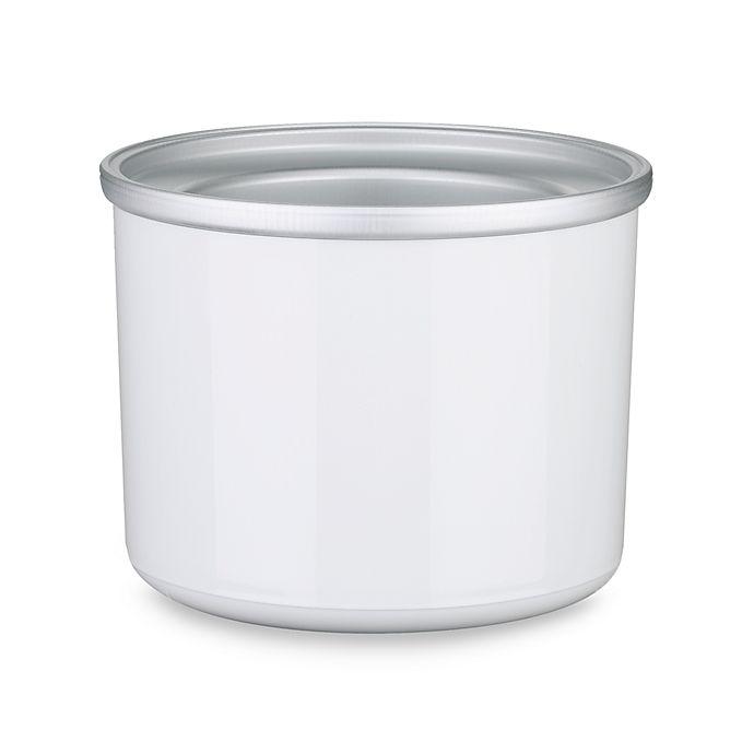 Cuisinart 174 Automatic Frozen Yogurt Ice Cream And Sorbet 1
