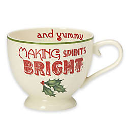 Lenox® Holiday® Coffee and Cake Mug