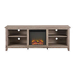 Forest Gate™ Hunter 70-Inch Electric Fireplace TV Stand