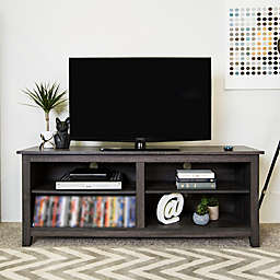 "Forest Gate 58"" Thomas Traditional Wood TV Stand Console"