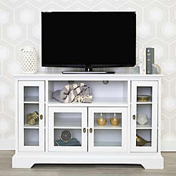 Forest Gate 52 Owen Traditional Tv Stand Storage Console