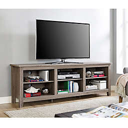 Forest Gate 70 Inch Asher Traditional Wood Tv Stand