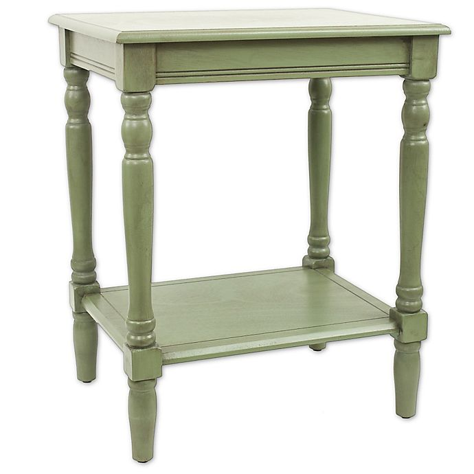 Alternate image 1 for Decor Therapy Simplify End Table