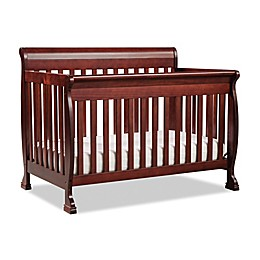 DaVinci Kalani 4-in-1 Convertible Crib in Rich Cherry