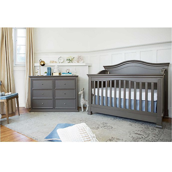 Million Dollar Baby Clic Louis Nursery Furniture Collection