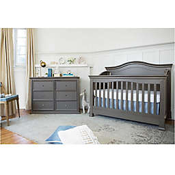 Million Dollar Baby Classic Louis Nursery Furniture Collection in White