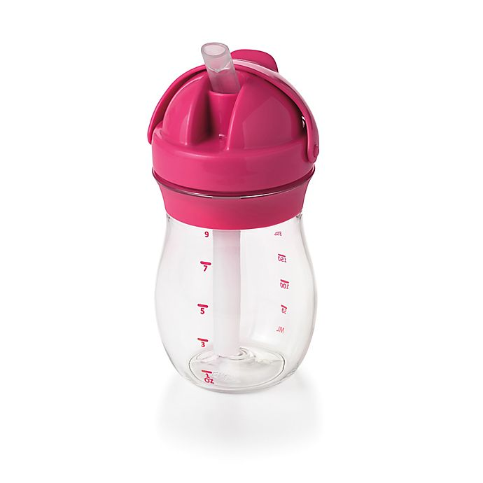 Alternate image 1 for OXO Tot® 9 oz. Transitions Straw Cup