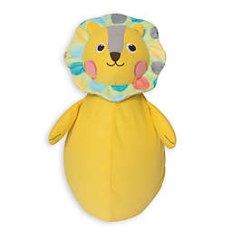 Manhattan Toy Roly-Bop Lion in Multicolor
