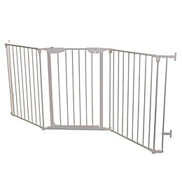 Dreambaby® Newport Adapta-Gate® in White