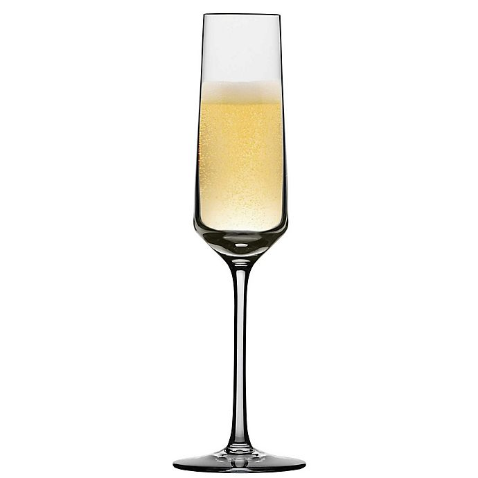 Alternate image 1 for Schott Zwiesel Tritan Pure Champagne Flutes (Set of 4)