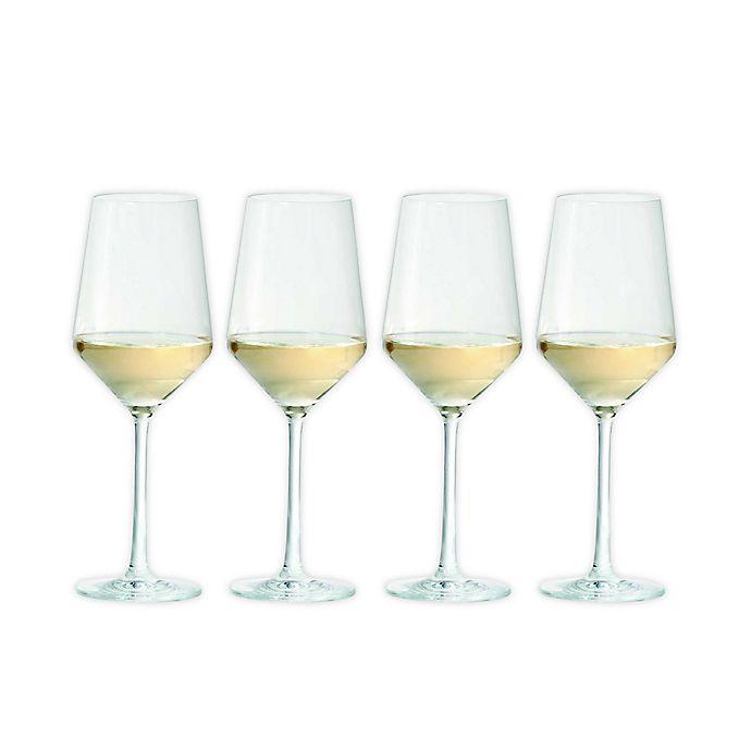 Alternate image 1 for Schott Zwiesel Tritan Pure Sauvignon Blanc Wine Glasses (Set of 4)
