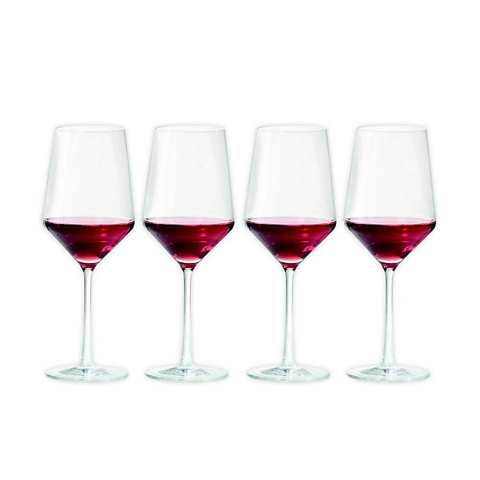Alternate image 1 for Schott Zwiesel Tritan Pure Cabernet Wine Glasses (Set of 4)
