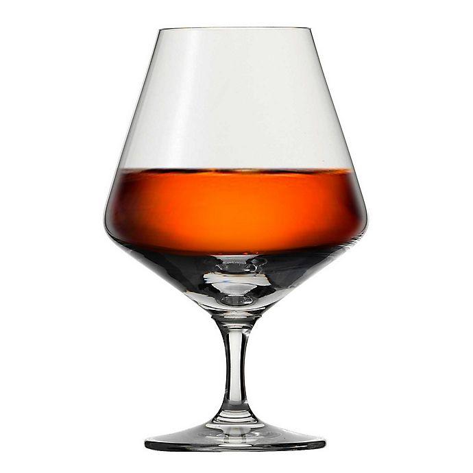 1b68217b647d Schott Zwiesel Tritan Pure Cognac Glasses (Set of 6)   Bed Bath   Beyond