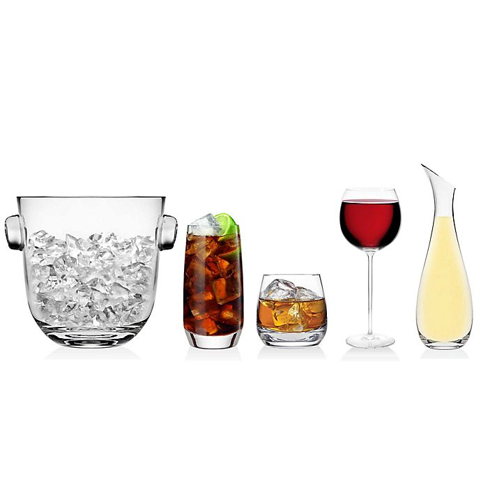Alternate image 1 for Olivia & Oliver Madison Drinkware Collection