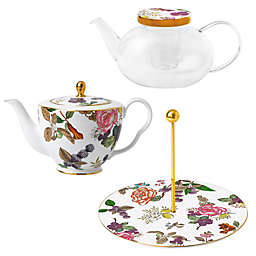 Wedgwood® Garden Floral Tea Ensemble