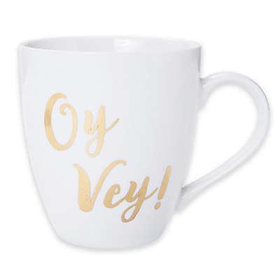 """Pfaltzgraff® """"Oy Vey!"""" Mug"""
