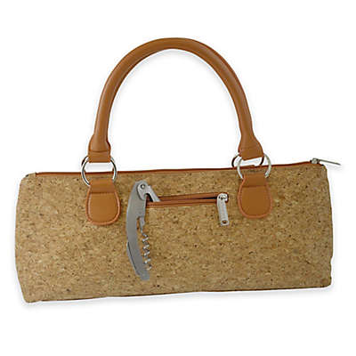 Primeware® Insulated Wine Purse in Cork