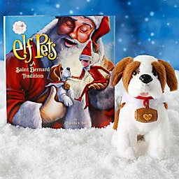 The Elf on the Shelf® Elf Pets®: A Saint Bernard Tradition Book