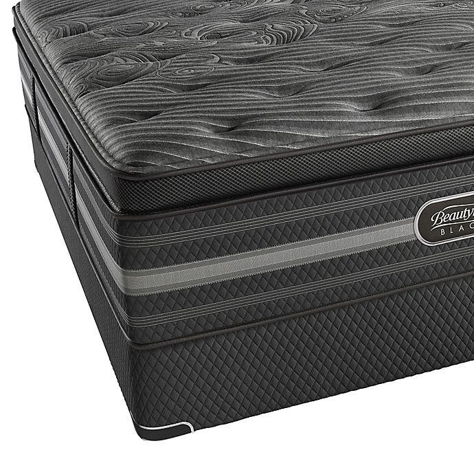 Alternate image 1 for Beautyrest Black® Natasha Luxury Firm Pillow Top California King Mattress Set