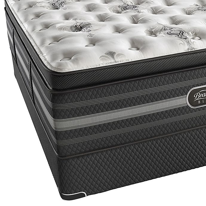 Alternate image 1 for Beautyrest Black® Sonya™ Luxury Firm Pillow Top Twin XL Mattress