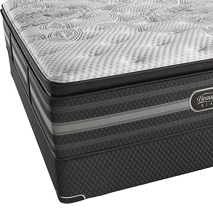 Alternate image 1 for Beautyrest Black® Katarina Luxury Firm Pillow Top King Mattress
