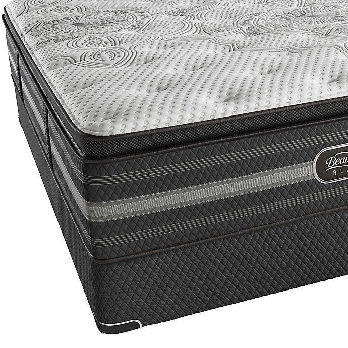 Alternate image 1 for Beautyrest Black® Katarina Plush Pillow Top Full Mattress Set