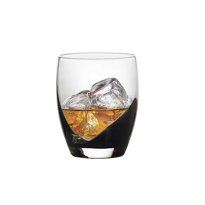 Alternate image 1 for Mikasa® Kya Smoke Double Old Fashion Glass