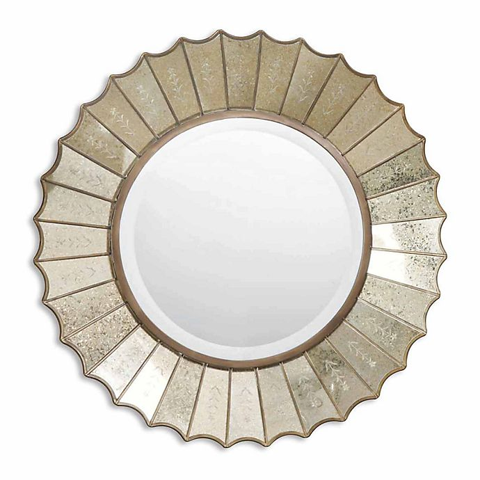 Alternate image 1 for Uttermost Amberlyn Wall Mirror