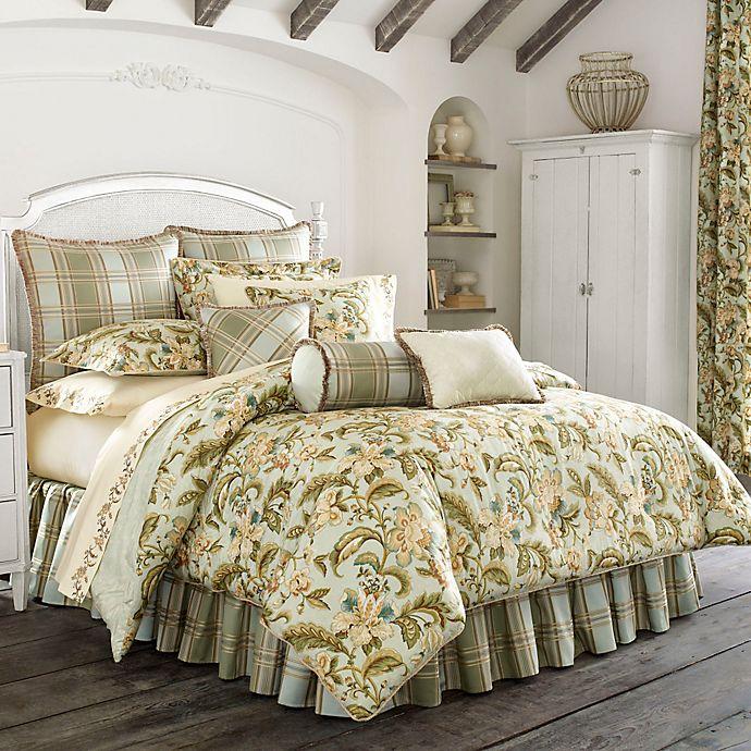 Alternate image 1 for Piper & Wright Adeline Comforter Set in Aqua