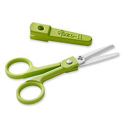 ZoLi SNIP 6-Inch Ceramic Scissors in Green