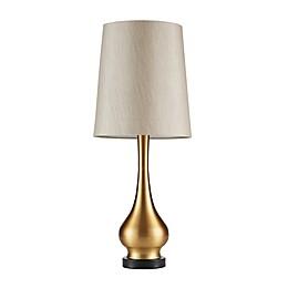 Hampton Hill Tate Table Lamp in Ivory