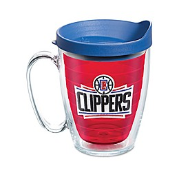 Tervis® NBA Los Angeles Clippers 16 oz. Mug in Red with Blue Lid