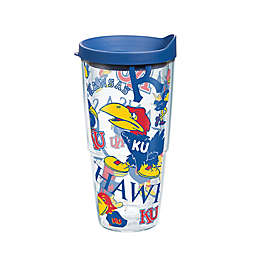 Tervis® University of Kansas 24 oz. All-Over Wrap Tumbler with Lid