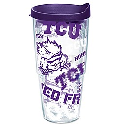 Tervis® Texas Christian University 24 oz. All Over Wrap Tumbler with Lid
