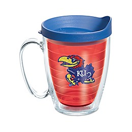 Tervis® University of Kansas 16 oz. Mug with Lid in Red