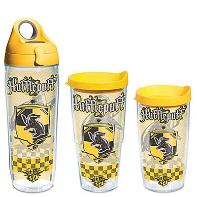 Tervis® Warner Bros.® Harry Potter Quidditch Hufflepuff Wrap Drinkware