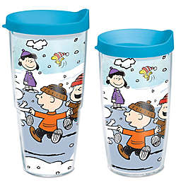 Tervis® Peanuts® Christmas Wrap Tumbler with Lid