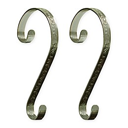 Stocking Scrolls® 2-Pack Stocking Holders