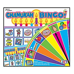 Chanukah Bingo