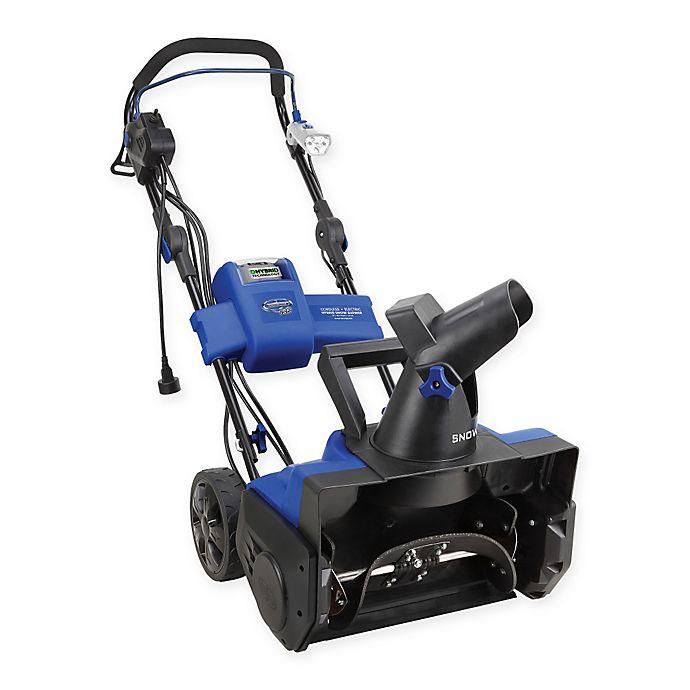 Alternate image 1 for Snow Joe iON 40V Cordless/Electric Hybrid Snow Blower
