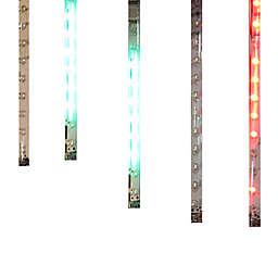 Kurt Adler 7-Inch 5-Light Multicolored Snowfall Add-On Light Set