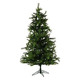 Fraser Hill Farm 7.5-Foot Noble Fir Artificial Christmas Tree