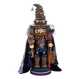 Kurt Adler Hollywood 15-Inch Wooden Wizard Nutcracker