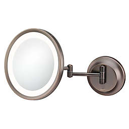 Kimball & Young 5x Lighted Makeup Mirror