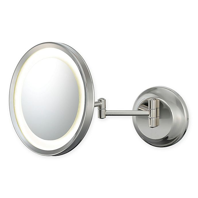 Buy Kimball Amp Young 5x Lighted Makeup Mirror In Polished