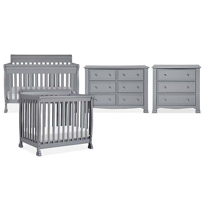 Alternate image 1 for Da Vinci Kalani Nursery Furniture Collection in Grey