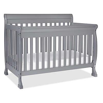 DaVinci Kalani 4-in-1 Convertible Crib in Grey