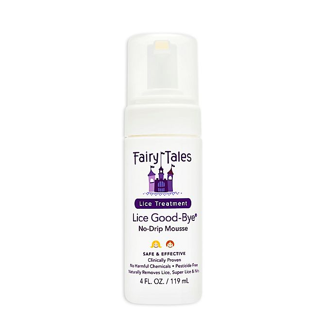 Fairy Tales 4 Oz. Good‑Bye Lice Removal Kit